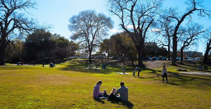 Picnic Areas and Grills