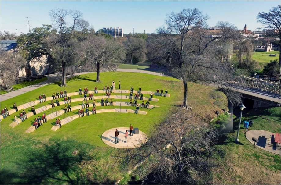 Big changes planned for Brackenridge Park