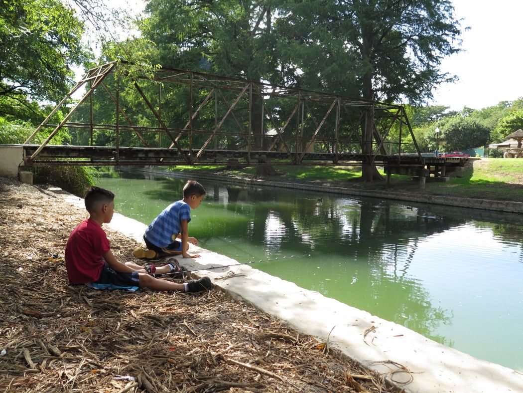 Brackenridge Park: We're Not Going to Do This Without You