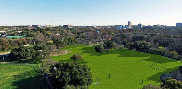 Texas Public Radio: A New Vision Of Brackenridge Park Brings Questions