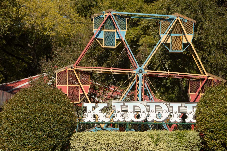 Kiddie Park To Move to SA Zoo, But Brackenridge Park Advocates Voice Concern