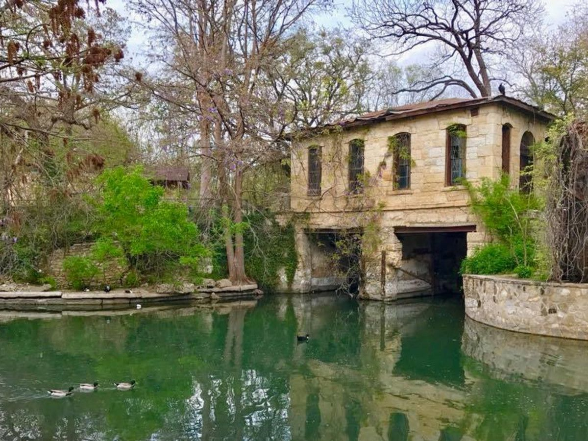 Uncover the lush and lengthy history of San Antonio's Brackenridge Park